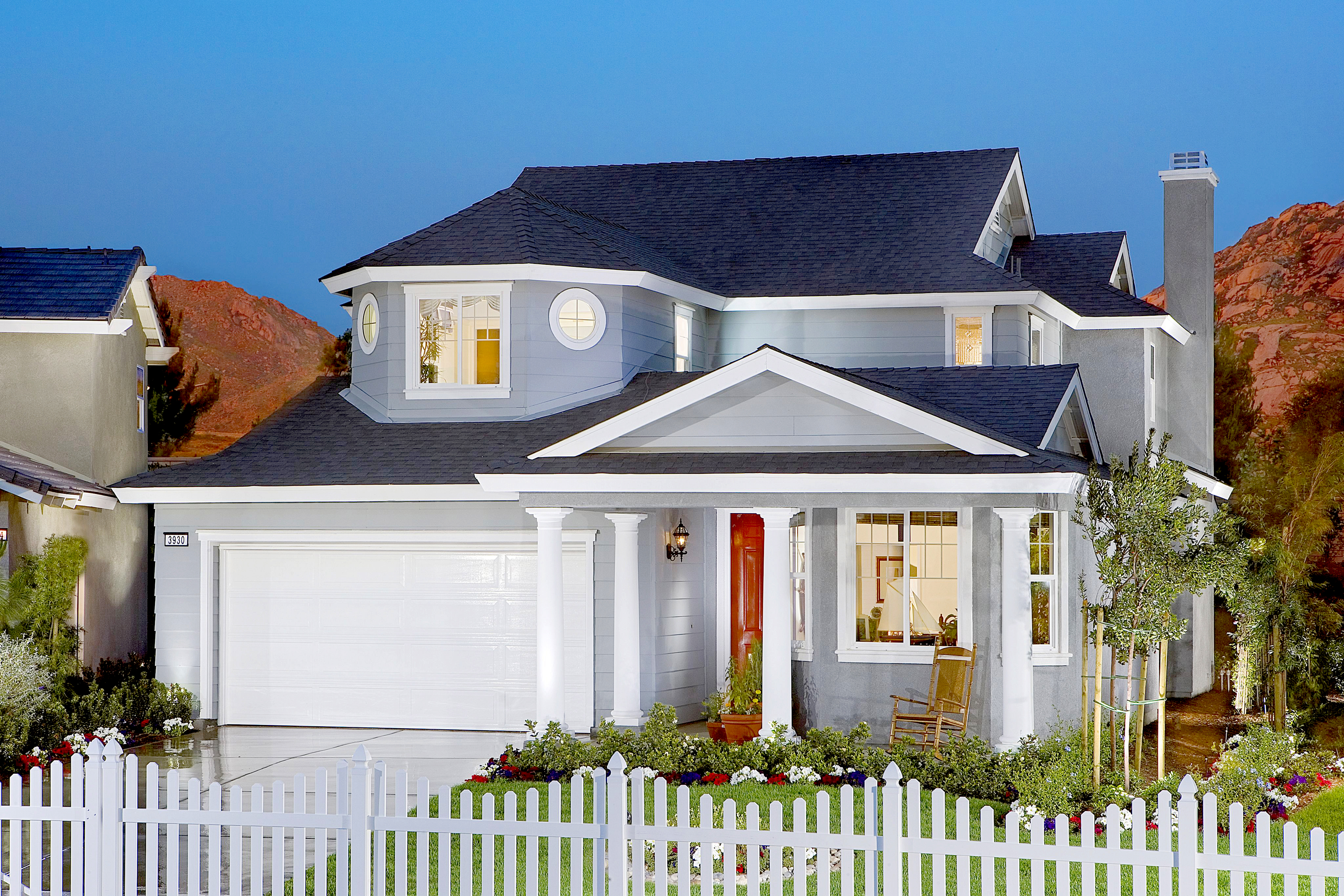 Single family production homes lro inc for Houses for homes