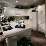Multifamily Home Kitchen