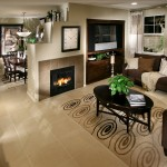 Multifamily Home Living Room